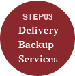 Delivery and Backup Services